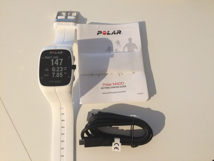 Polar M400 ubundlet version